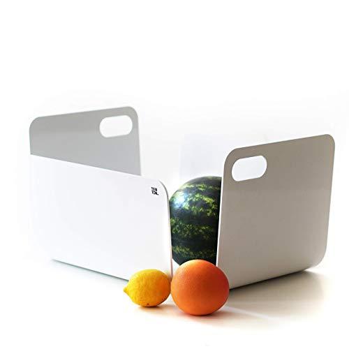 TEBTON UNIBODY2 mooi gevormde schaal te gebruiken als fruitschaal of voor uw kerstdecoratie | Tijdloos design nu een klassieker
