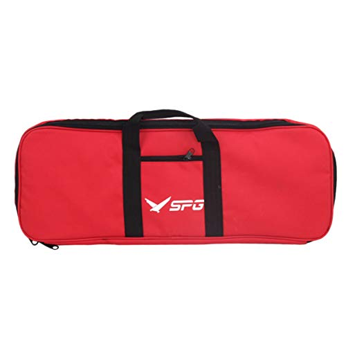 Recurve Bow Case Bag Holdall, Recurve Bow Case Tactical Bow Bag, Duffle Carry Bag Travel Sports(26 * 9in)