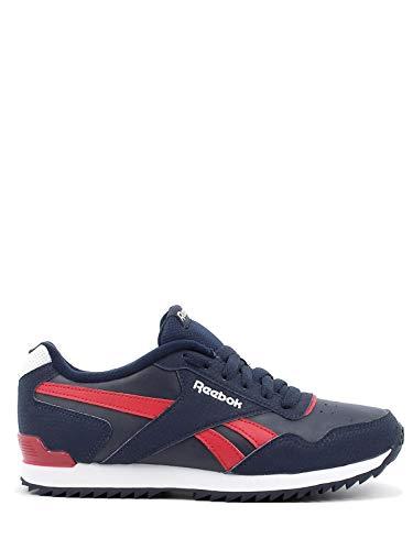 Reebok Royal Glide RPLCLP, Zapatillas de Trail Running para Hombre, Multicolor (Coll Navy/White/Excel Red 000), 40 EU