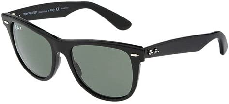 Black/Natural Green Polarized Lens