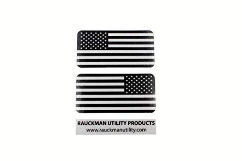 Black Ops Reflective USA Hard Hat Sticker MADE IN THE USA