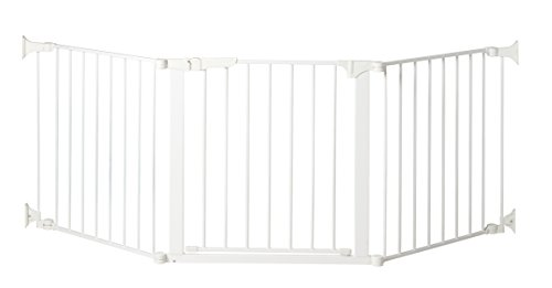 KIDCO, INC. Configure Baby Gate, White