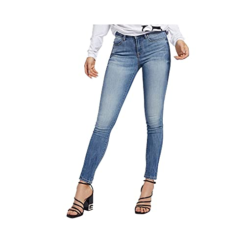 Guess Jeans da Donna vestibilità Skinny W93A03D3LE1-MGPL