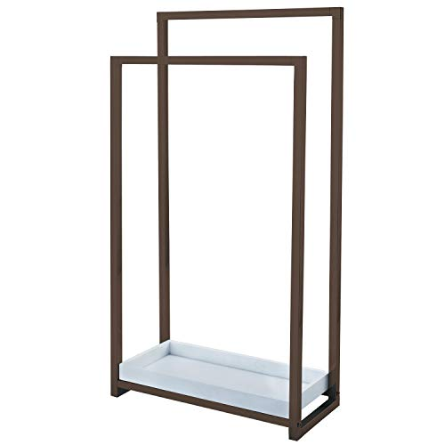 stand alone towel rack - 1