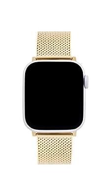 Rebecca Minkoff Gold Tone Stainless Steel Watch Strap, 19.95 (Model: 2250103)