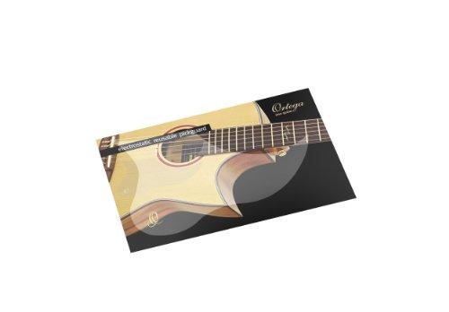 Ortega Guitars OERP Schlagbrett elektrostatisch