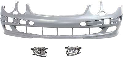 Garage-Pro Front Bumper Luxury goods Cover Compatible with Max 85% OFF 2003-2006 Mercedes