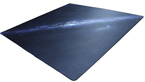 Tabletop Playmat Spielmatte Weltraum Space Galaxy in Turniergröße 91x91cm (3' x 3') Tischauflage Spielteppich Tischmatte