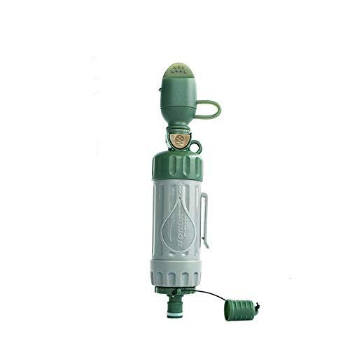 QSCZZ Extérieur Multi-Fonction Purificateur d'eau, 1000L Multifonction Portable Boire directe Filtre Purificateur d'eau, utilisé pour Le Camping, randonnée pédestre, Voyage d'eau d'urgence