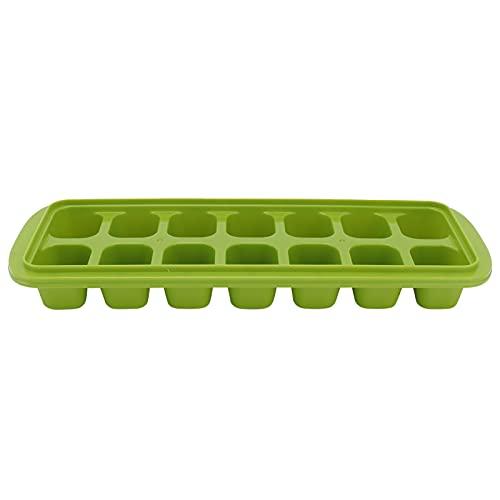 Ice Box, máquina de hielo de rejilla para el hogar de 14 para paletas de hielo