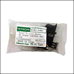 Hitachi 315140 DC interruptor de control de velocidad Ds14Dv