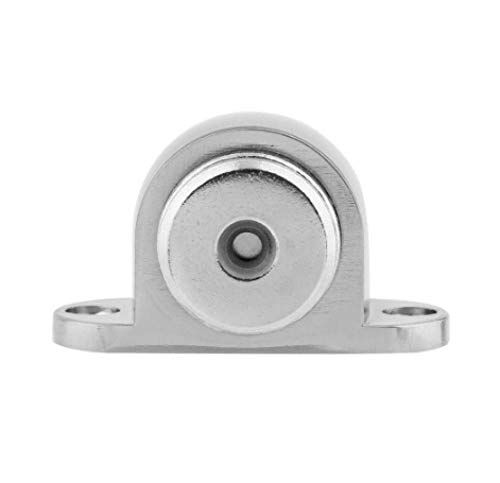 Deur Stopper Sterke Magnetische Poort Zuig Hardware Krachtige Mini Deur Supporter met Vangschroef Mount