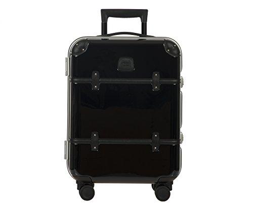Brics Bellagio S Maleta con 4 ruedas negro