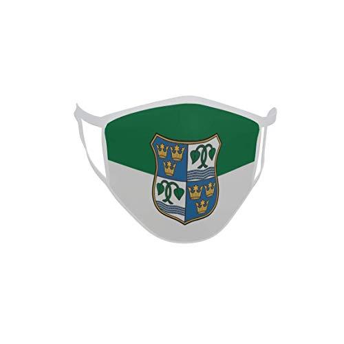 U24 Behelfsmaske Mund-Nasen-Schutz Stoffmaske Maske Tegernsee