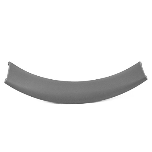 Geekria Headband Pad Replacement for B SoloHD, Solo1.0 On-Ear Headphones Replacement Headband/Silicone Rubber Cushion Pad Repair Parts (Grey)