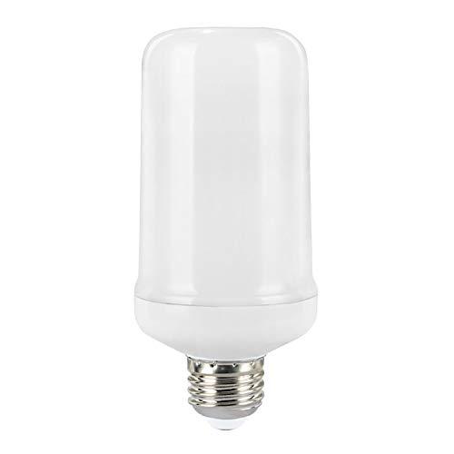 BianchiPamela 5W LED Flame Fire Light Flickering Decorative Lamps for Club Bar Bedroom