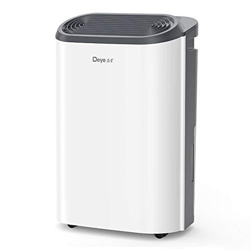 Dehumidifiers Luftentfeuchter 2.3L Wassertank, verwendet für Luftentfeuchter in feuchten Haushalten, mit 24-Stunden-Timer und Kindersicherung