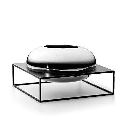 Philippi - SOLERO Vase im Ständer - Größe XL - schlichtes elegantes Design - SOLERO ist die neue, moderne Serie für ihr zu Hause