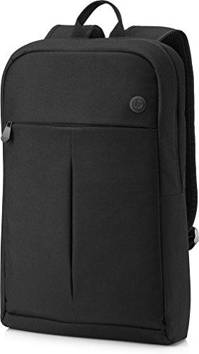 """Mochila Para Notebook HP 15,6"""" Prelude Preta - Contém Alças Acolchoadas Ajustáveis Diversos Bolsos e Compartimentos Internos Confeccionada em Nylon - 2MW63AA"""