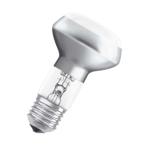 Preisvergleich Produktbild Osram Classic R50 Halogen-Lampe,  E14-Sockel,  dimmbar,  20 Watt - Ersatz für 25 Watt,  Warmweiß - 2700K,  2er-Pack