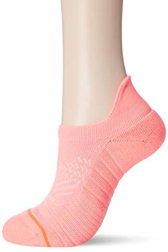 Stance Damen Damen Socken Uncommon Train Tab Socken, Neoncoral, M, W258A19UTT