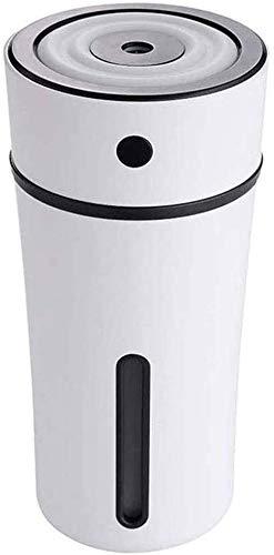 Humidificador silencioso de Niebla Fresca para bebés y pequeño humidificador ultrasónico para la Noche del Dormitorio