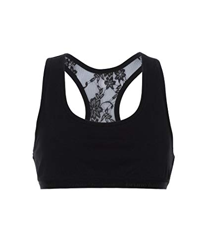bruno banani Mellow Touch Bustier 6er Pack Black S