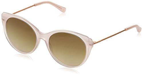 Ted Baker Sunglasses dames Keyla zonnebril, roze, 55/18-140