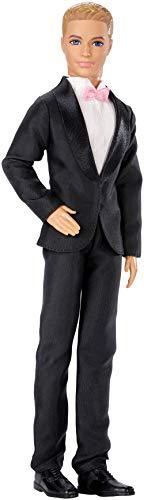 Barbie DVP39 - Bräutigam Ken Modepuppe [Exklusiv bei Amazon]