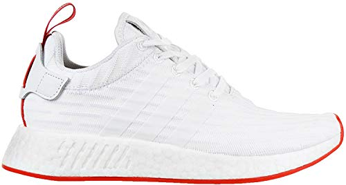 adidas Originals NMD_R2 PK, ftwr white-ftwr white-core red