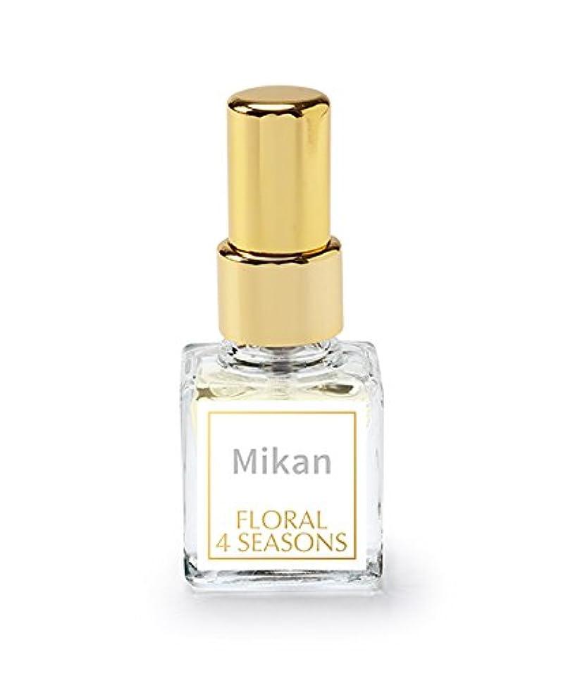 鼻ひそかに提供する武蔵野ワークスの香水「蜜柑の花」(EDP/4mL)