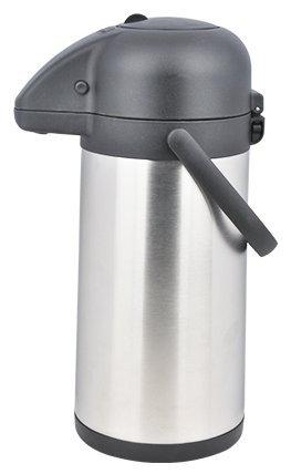 Thermos a pompa Airpot in acciaio inox (1,9L, 3L, 5L), Acciaio INOX, 1,9L
