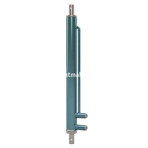 Uzman- Hydraulikzylinder Hub 430mm Doppelwirkender Zylinder Hydraulisch für Holzspalter Spalter Brennholzspalter Garten
