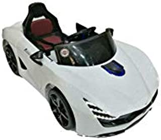 Electric Kids Ride On car white