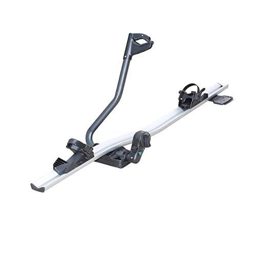 JINBAO Portaequipajes para Bicicletas en el Techo del automóvil, portabicicletas para autoconducción,...