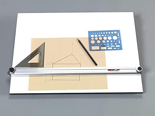 Martin Pro-Draft Parallel Edge Board Drawing Kit, XX Large