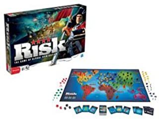 Hasbro - Risk (2011 Edition) - The Game Of Global Domination ...