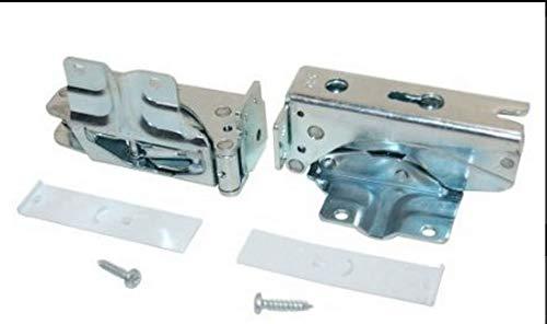 Bisagras para Puerta de frigorífico y congelador, de Up, de Bosch, Neff & Siemans, Paquete de Dos Unidades 481147