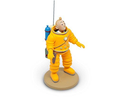 Figura de colección Tintín cosmonauta 15cm Moulinsart 42186 (2014)