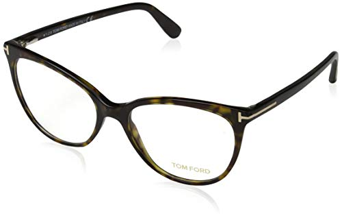 TOM FORD Eyeglasses FT5513 052 Dark Havana