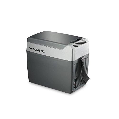 Dometic TropiCool TC 07, tragbare thermo-elektrische Kühlbox/Heizbox, 7 Liter, 12 V und 230 V für Auto, Lkw, Boot und Steckdose, Energieklasse A++