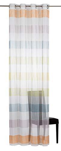 Barbara Becker FD Moana 04 Fertigdekoration, Polyester, Bunt, 255cm x 135cm