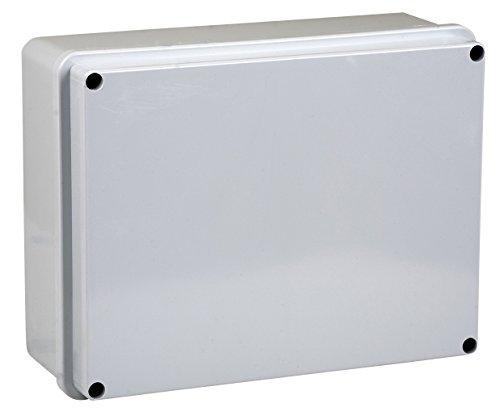 Energaline 60559 Verdeeldoos, glad, 150 x 110 x 70 mm