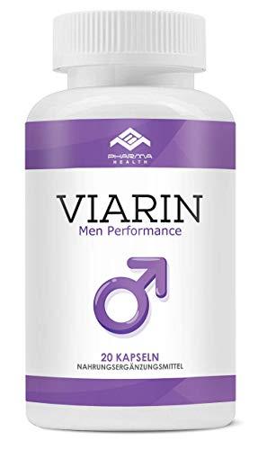 Viarin | EXTREM | für Männer | 20 Kapseln