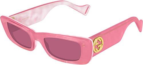 Gucci Sonnenbrillen GG0516S PINK/PINK Damenbrillen