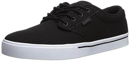 Etnies Men's Jameson 2 ECO Skateboarding Shoes, Black (992-Black/White/Black 992), 10 UK 45 EU