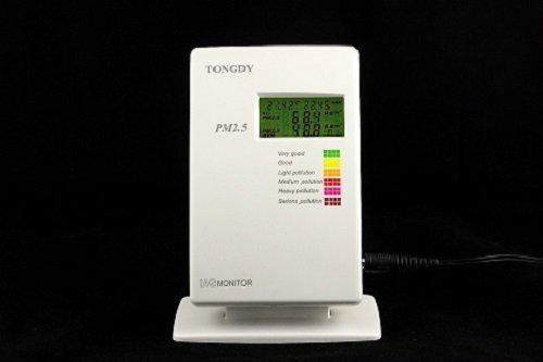Luftqualitätsmonitor Alarm Feinstaubmessgerät Partikel Laser Feinstaubbelastung (PM2.5) Temperatur Feuchtigkeit Modbus FS4