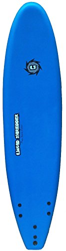 Liquid Shredder FSE Soft Longboard Surfboard