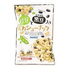 枝豆と黒豆入りカシューナッツ55g タクマ食品