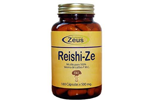 Reishi-Ze 180 cápsulas 400 mg de Zeus